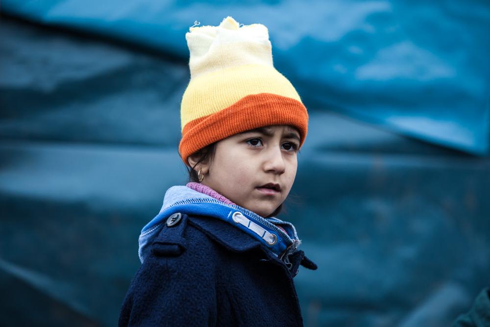 Help Refugees. The Calais Jungle. | Nicholas Ball